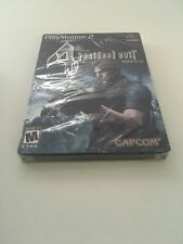 RESIDENT EVIL 4 PREMIUM EDITION PLAYSTATION 2 PS2 NEW SEALED NRMT!