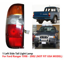 1 LEFT SIDE STANDARD TAIL REAR LIGHT LAMP FOR FORD RANGER PICKUP 1998 - 2002