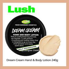 Lush Fresh HandMade Cosmetics Dream Cream Self Preserving 240g Hydrate MDC
