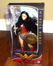 WONDER WOMAN BARBIE DOLL COLLECTOR EDITION MOVIE DOLL NEW PRINCESS OF AMAZONS DC