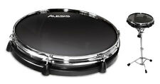 *NEW* Alesis 12 Inch Electronic Drum Pad W/OEM SNARE STAND RealHead DMPad DM10