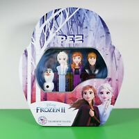 2019 Disney FROZEN II PEZ Tin Gift Set | NEW! Pez Collections | EASTER CANDY!