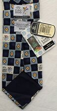 Gents Silk Tie Rack Euro 2000 UEFA Holland Belgium Football Tie New