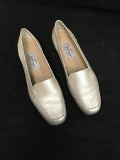 Worthington Sport Trellis size 8 1/2 M flats, tan (looks gold)