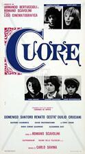 CUORE 1973 HEART SUPER 8 COLOUR SOUND 400FT CINE FILM RARE 8MM ITALIAN LANGUAGE