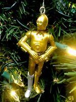 The Last Jedi C-3PO Hallmark Christmas Tree Ornament Star Wars (Brown Arm) C3PO