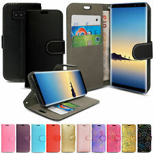 Case Cover For Samsung Galaxy Note 10 3 4 8 9 Magnetic Flip Leather Wallet Book