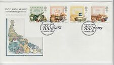 GB 1989 Food and Farming  Royal Mail F.D.C. Ministry of Agriculture   Cancel