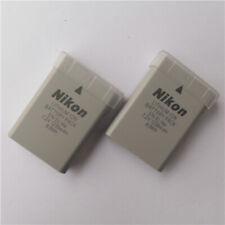 2PCS EN-EL14a Genuine Battery Nikon Coolpix P7000 P7100 D5000 D3100 D5100 D3200