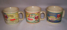 Three Campbell's Soup Kids 1993 Westwood Soup Mugs