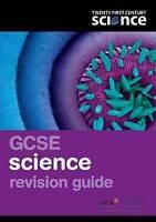 Twenty First Century Science: GCSE Science Revision Guide by GARDOM/HULME, NEW B