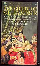 THE COURT OF ST. JAMES'S by E Turner   SB