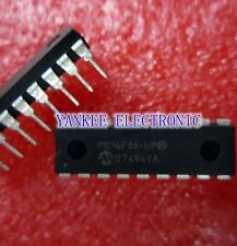 5PCS PIC16F88-I/P IC MCU 8BIT 7KB FLASH DIP-18 NEW GOOD QUALITY D17