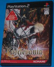 Castlevania Lament of Innocence -PlayStation 2 PS2 JAP