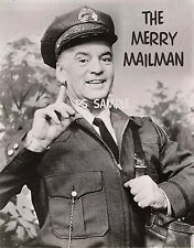 THE MERRY MAILMAN - Old TV Show - FLEXIBLE FRIDGE MAGNET