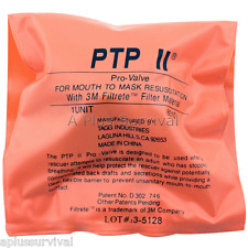 CPR Pro Valve Mouthpiece - Great for First Aid Kit!