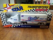 Matchbox 1995 Super Star Transporters Series II Hyde Tool Racing Limited Edition