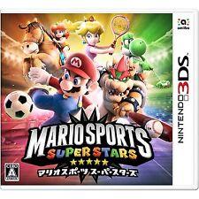 Mario Sports Superstars 3DS NINTENDO JAPANESE JAPANZON