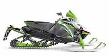 New ListingDynamic Charcoal / Medium Green Arctic Cat Zr 8000 Limited Es with 2 Miles avail