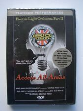 Electric Light Orchestra Part II: Access All Areas (DVD) ELO! FACTORY SEALED!