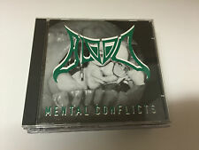 Mental Conflicts 1995 by Blood NR MINT CD 4001617124123