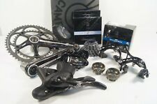 Campagnolo Chorus 11 Speed 53/39 172.5mm Carbon Mint Groupset w/ New Extras