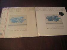BLOOD SWEAT & TEARS 4 BLUE VINYL 180 GRAM + JAPAN NEAR MINT DP MASTERED LP SET