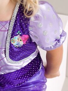 BRAND NEW AND UNWORN ( Shimmer and Shine Shimmer - 2021 ) BRILLIANT COSTUME
