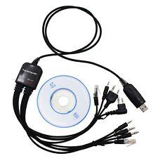 8 in 1 USB Programming Cable for WEIERWEI VEV-3288S VEV-3288D V1000 V16 VEV-3188