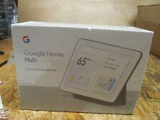 Google Nest Home Hub Charcoal GA00515-US ( LOT 15741)