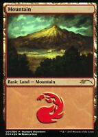 Mountain FOIL (Rebecca Guay Art) | NM | Standard Showdown Promo | Magic MTG