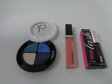 ck one 400 denim 4g + Givenchy No.03 lip gloss 6ml + Benefit bad gal mascara 4g