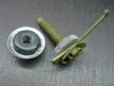 fender quarter hood door body side trim belt moulding clip sealer nut Ford NOS