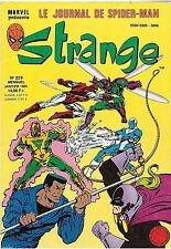 STRANGE N° 229 semic lug marvel comics spider-man