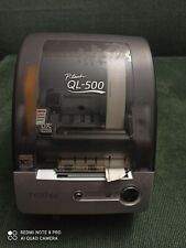 Brother Ql 500 P Touch Thermal Label Printer With Power Cable
