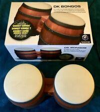 Donkey Kong Jungle Beat Bongos.  Includes original box and instructions.