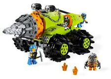 LEGO 8960 - Power Miners - Thunder Driller - 2009 - NO BOX