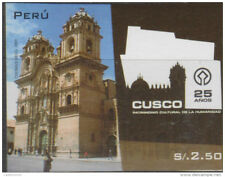 O) 2009 Peru, Cultural Heritage Of Humanity-Cusco, Church, Imperforate Mnh