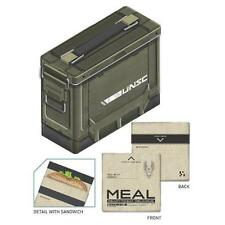 New Halo XBOX Metal Lunchbox Tin Tote Gift Carry-All Toy Video Game Lunch Box