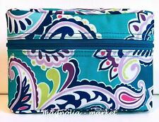 Vera Bradley TRAVEL COSMETIC WAIKIKI PAISLEY Lighten Up Case Bag