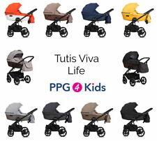 Bebé Cochecito Paseo Tutis Viva Life Viaje Sistema 2in1 3in1 4in1 Coche Asiento