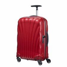 "Samsonite Cosmolite 3.0 20"" RED Carry on Spinner Luggage 4-wheeled 80407-1726"