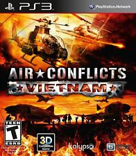 *NEW* Air Conflicts: Vietnam - PS3