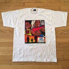 Vintage 90's Single Stitch 2 Black 2 Strong Black Pride Shirt Screen Stars Blm