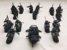 Dark Angels Ravenwing Army!