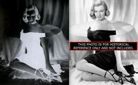 Marilyn Monroe 1950 Vintage Press Photo Negative The Asphalt Jungle Powolny 8x10