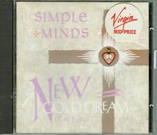 CD :Simple Minds - New Gold Dream