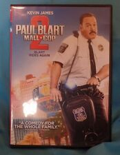 PAUL BLART MALL COP 2, KEVIN JAMES, COMEDY, 2015, DVD FORMAT, PG, o