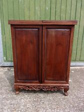 Stunning Hand Made Drinks Cabinet Bar - 105cm x 79.5cm *Warehouse Clearance*