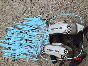 2002-2004 Mercedes-Benz W203 R170 C32 SLK32 AMG Brembo BRAKE CALIPER FRONT